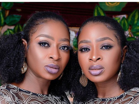 Aneke Identical Twins Show Off Twin Babies, Say