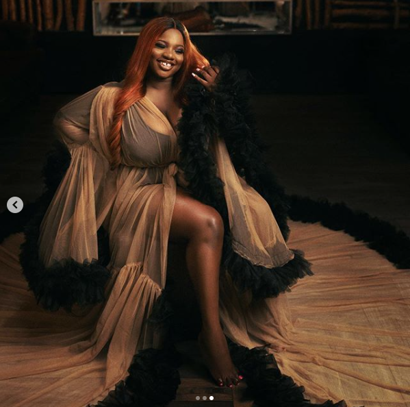 BBNaija star,  Dorathy shares stunning photos to celebrate her 25th birthday