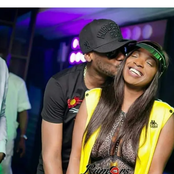 Check Out Loved Up Photos Of 2Baba And His Wife Annie Giving Us Couple's Goals
