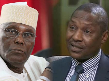 2023 Presidency: is Malami, Presidency and APC as a whole afraid of Atiku as candidate?