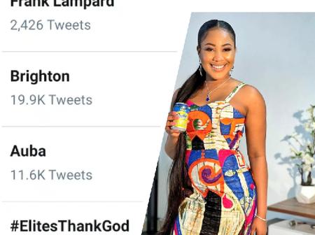 Erica Nlewedim is trending on Twitter, see the reason behind her latest trend.