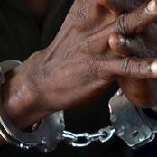 Five KDF Officers Arrested