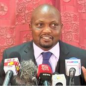 Moses Kuria Claims Jubilee Official Intends to Stuff Marked Papers to Ballot Box