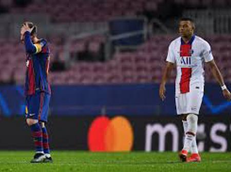 Assumption: The Team That Defeats Barcelona Usually Wins Champions League