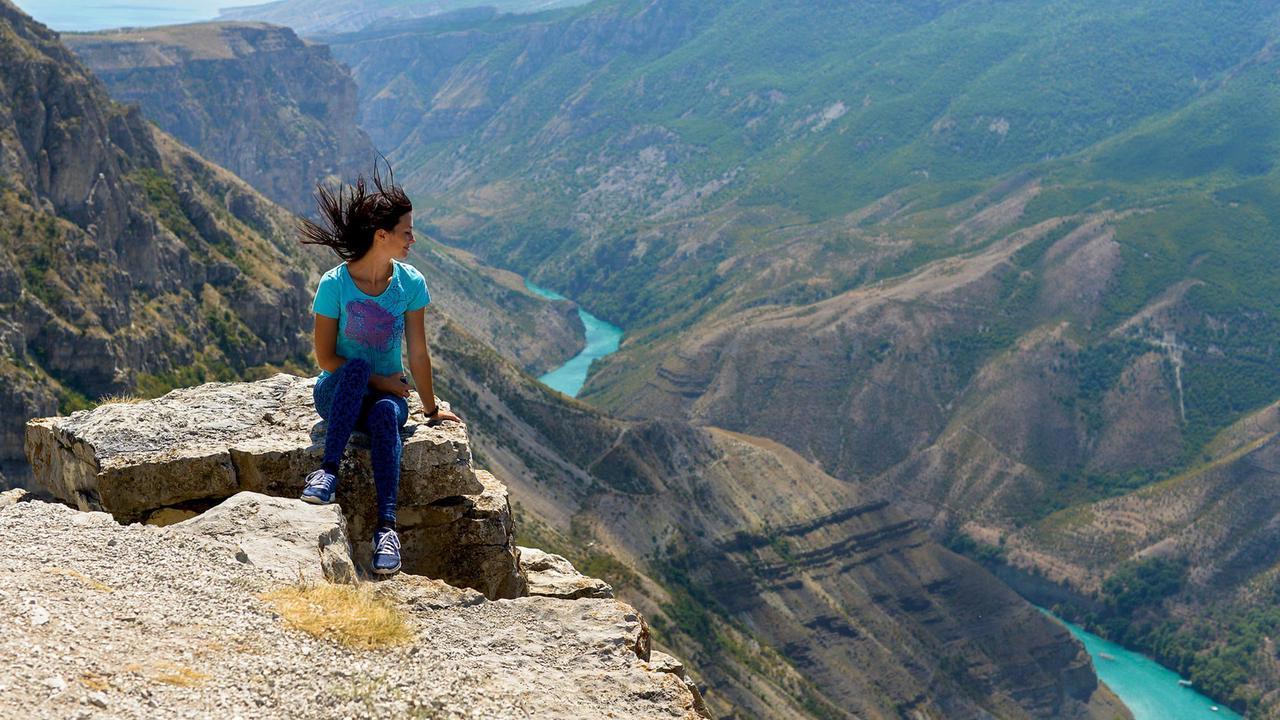 En images: les plus beaux canyons de Russie
