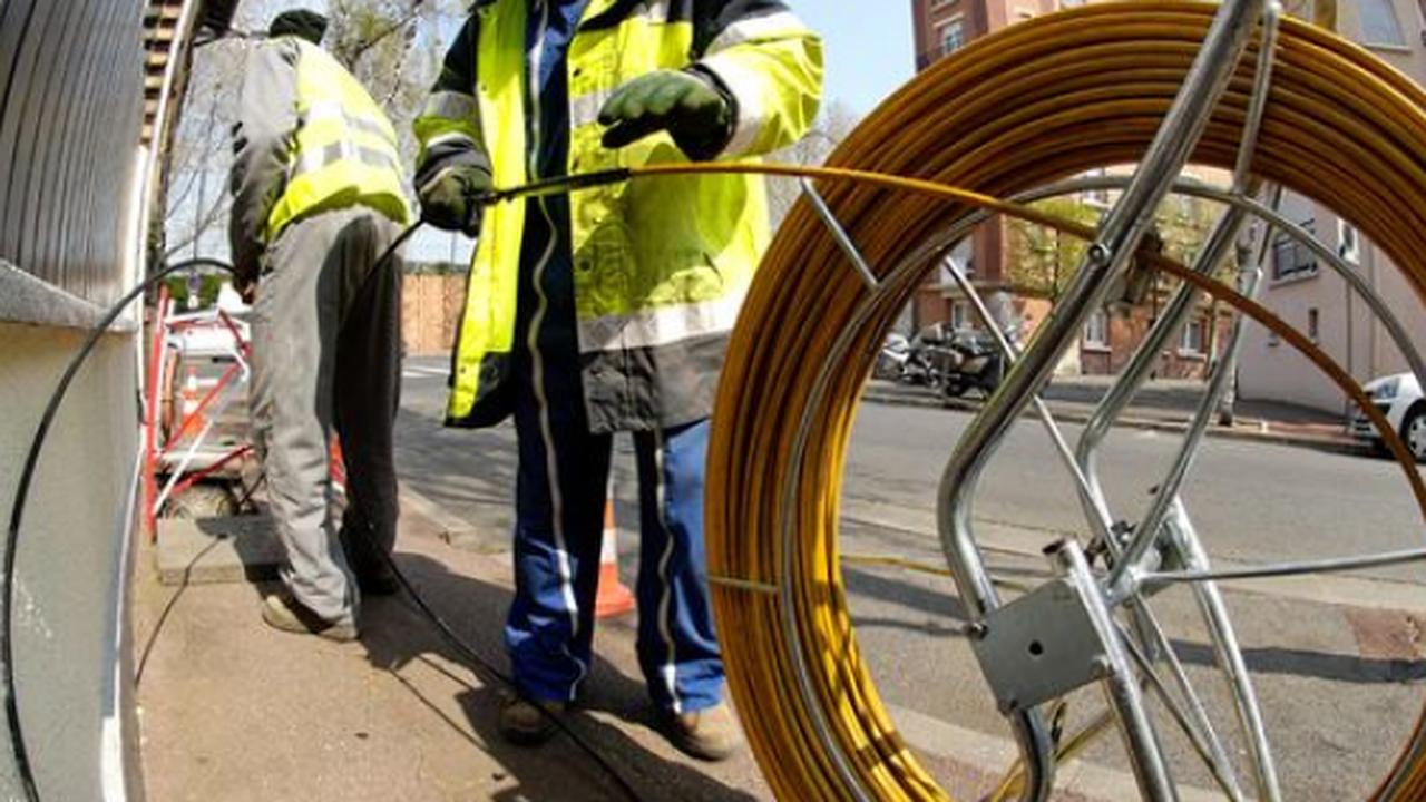 Plus de 5500 lignes internet et réseau fixe coupées à Angers et dans le Maine-et-Loire annonce Orange.