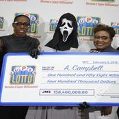 Jackpot Winner! How to Stay Anonymous When Picking the Cheque