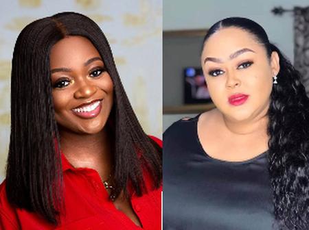 Beauty Battle: Between Vivian Jill & Jackie Appiah Who is Beautiful (Photos)