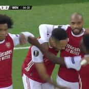 Willian Sparks Arsenal Comeback Against Benfica
