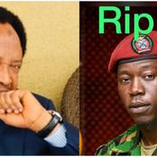 Sani blasts FG for failing to pay condolence visit to the family of late Airforce Officer, Abubakar