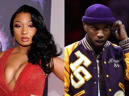 Rapper Tory Lanez charged with shooting Megan Thee Stallion