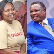 Millicent Omanga Laughs At Francis Atwoli After Making This 2022 Prediction About Ruto