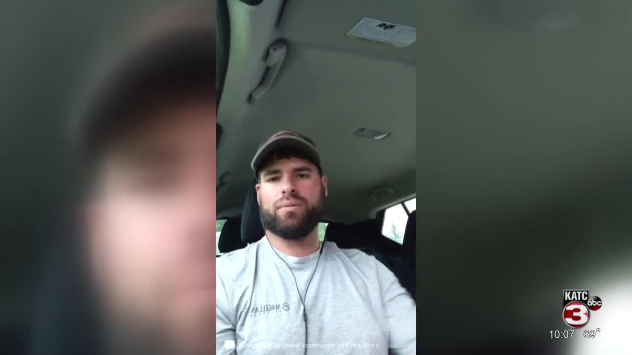 SEACOR Power search volunteer fights alleged cyberstalking, extortion claims by United Cajun Navy
