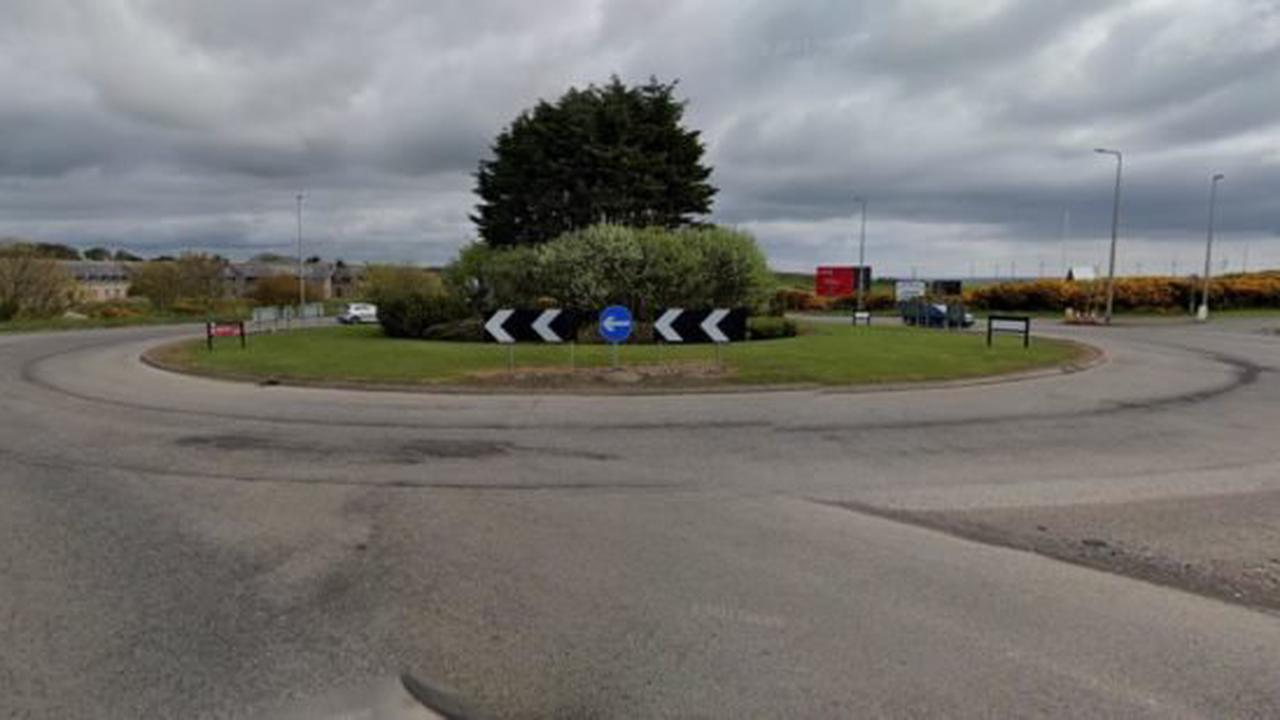 Major Aberdeen roundabout to be closed overnight for over a week