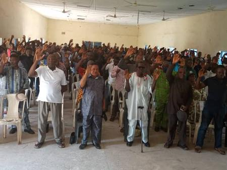 East-west road:Boki people laud Ayade for releasing funds for the completion of the project
