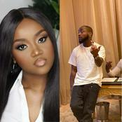 After Fans Blasted Davido For Not Following Chioma After He Returned To Instagram, See What He Did