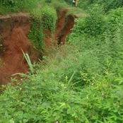 Baby is Snatched From Mother And Drowned to Death As Community is Eroded in Imo State.