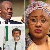 THeadlines: Akpabio Sends Message To Akwa Ibom People, Chibok Girls Still On Our Mind-Presidency