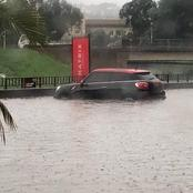 Flooding in Alberton(Gauteng Province) And Other Surrounding Areas