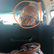 Look at what this granny was caught wearing, that got the whole world looking. Amusing. Photos.