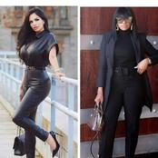 15 Different Times Black Outfits Were Rocked With So Much Confidence (photos)