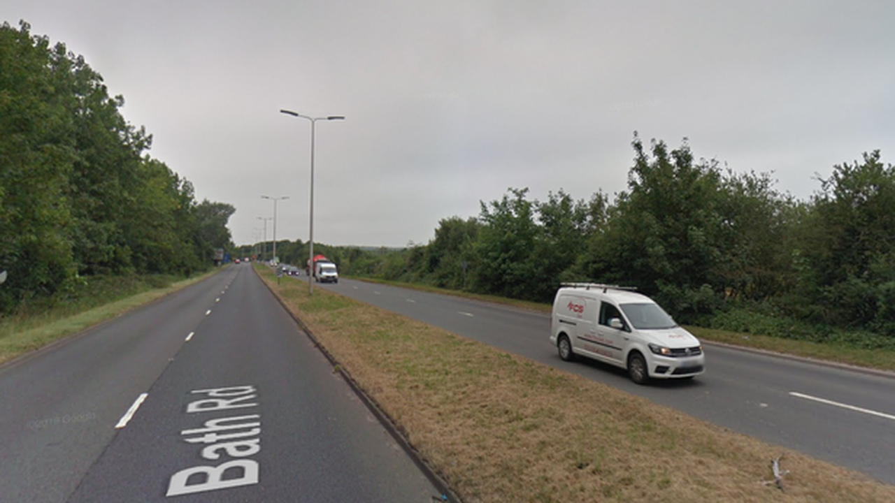 Road worker left with serious injuries after being hit by car in Berkshire
