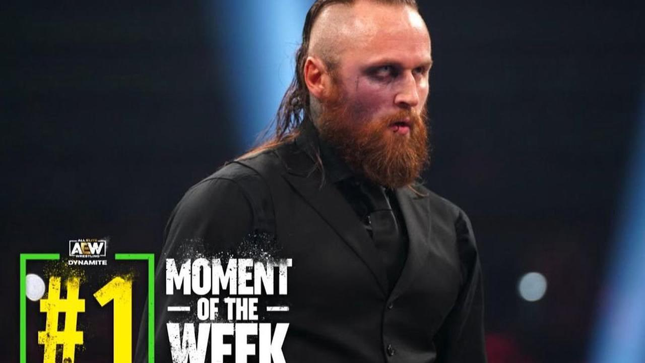 Aleister Black comments on shock AEW debut following WWE release