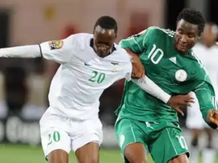 Here Is What Happened The 2 Previous Times The Super Eagles Played In Lagos