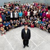 Meet The Man Who Has 39 Wives And 94 Children, And 33 Grandchildren.
