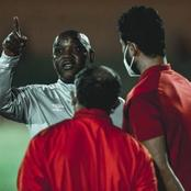 Al Ahly Star Suspended For Fighting Pitso Mosimane