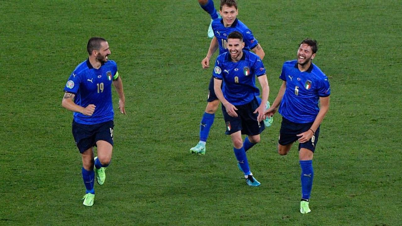 Italien fixiert Achtelfinal-Einzug mit Sieg über Schweiz