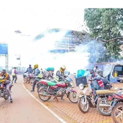 Residents React After Egesa Radio Presenters were Teargassed By Police