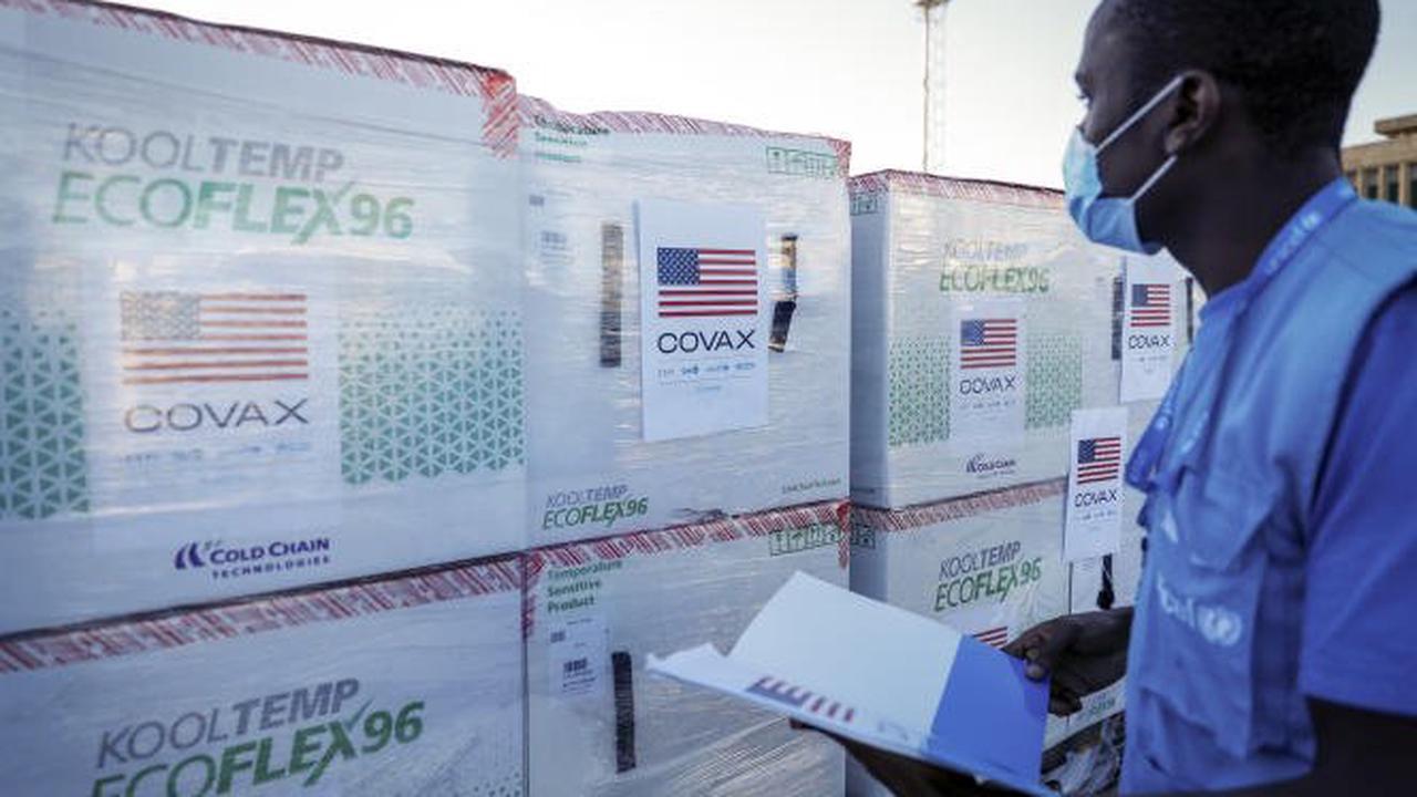 Covid-19: l'arrivée sporadique des doses de vaccins pénalise les pays du Sud