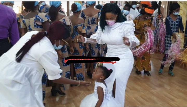 4b8ec1a475c14fce923dab7567b34a54?quality=uhq&resize=720 - McBrown's Baby Maxin Celebrates Her Birthday In Church With Bunch Of Hampers To Congregrants