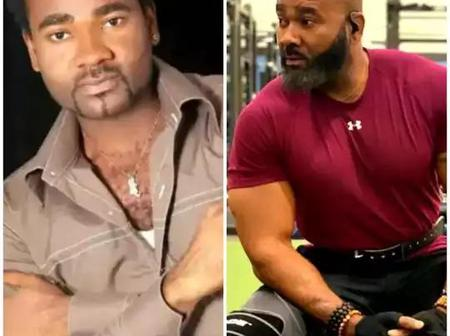 Check Out Before And After Photos of Nollywood Actor, Prince Eke