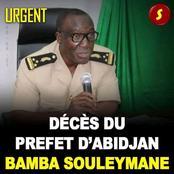 Côte d'Ivoire : le décès du nouveau préfet d'Abidjan