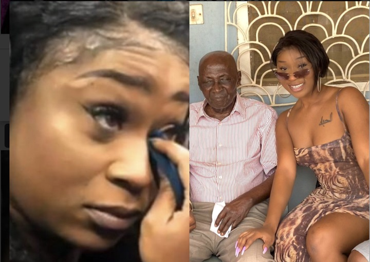 4b99da9e1e804f119e54140cf9e2deef?quality=uhq&resize=720 - Sad News Hits Popular Ghanaian Actress, Efia Odo