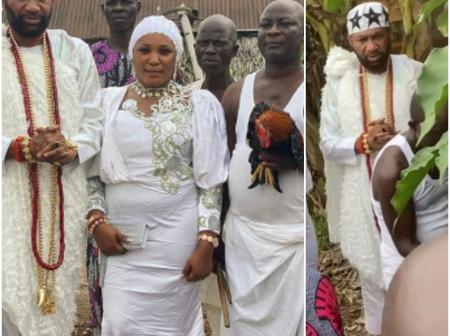 Yoruba veteran actor, Goriola Hassan reveals how he successfully became the Oba of Uba Imobi kingdom