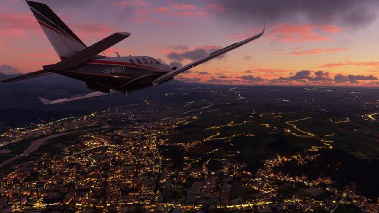Microsoft Flight Simulator parmi les innovations de l'année !