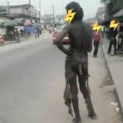 Insolite/ Koumassi : un fou tabasse une commerçante pour lui avoir refusé une mèche de cigarette
