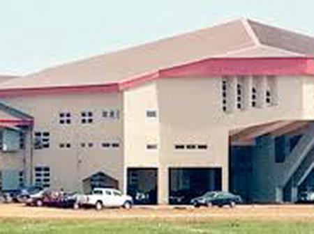 Have you seen Ebonyi State University, Abakaliki? Here's what it looks like