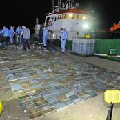 Cocaine Ship Raided On Cape West Coast — Bulgarians, Myanmar Citizens Arrested In R583m Bust.