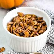 These are the benefits of roasted pumpkin seeds