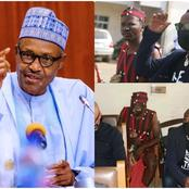 Sowore Continues With Buhari Must Go Campaign Days After He Was Seen With Juju Priest