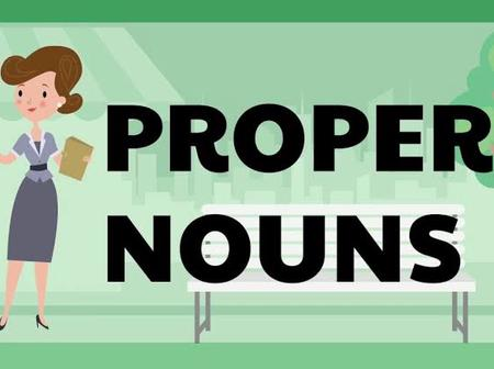 8 Things You Should Know About Proper Nouns To Avoid Making Mistakes When Using Them In Sentences