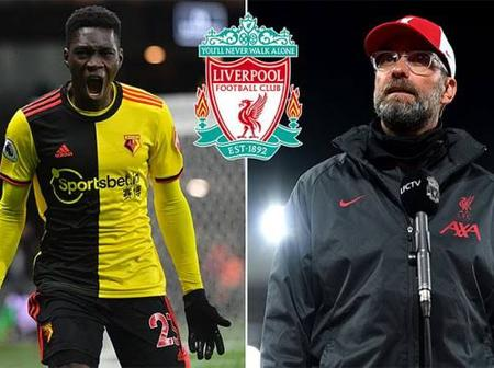 Liverpool Almost Signed Ismaila Sarr in January