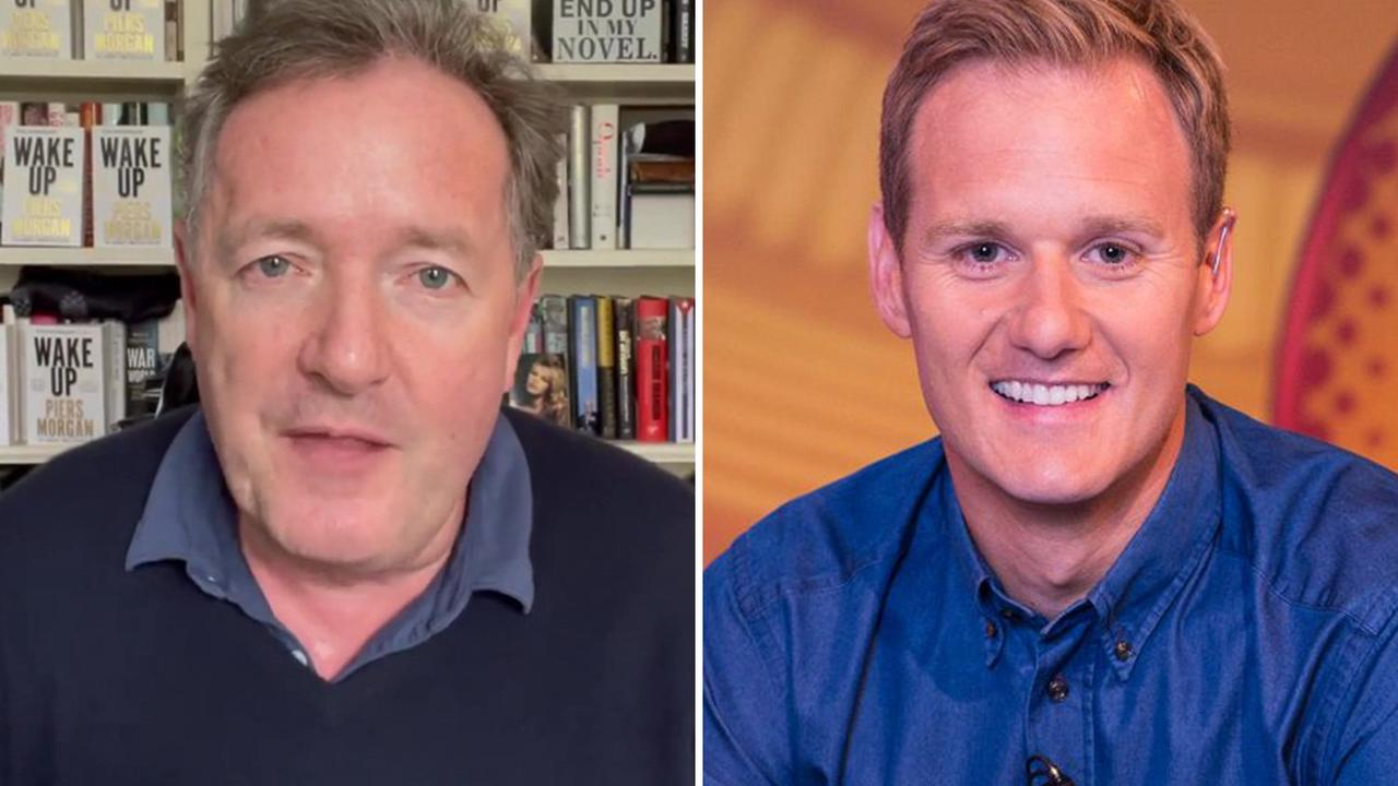 Piers Morgan reignites feud with Dan Walker and jokes he's taking his old job on Football Focus