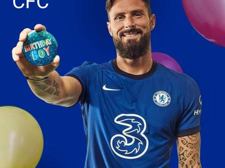 Read What Unhappy Chelsea Fans Wished Giroud On His Birthday After Losing Out To Tottenham.