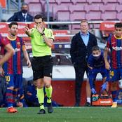 Copa del ray final: Check Out Barca's match record when Juan Martinez has been the referee