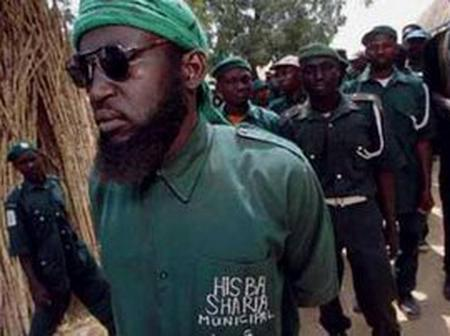 Twitter Reacts As Hisbah Corps Allegedly Arrest Male and Female Students Found In The Same Room